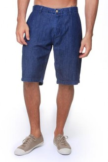 HUGO STORE - Bermuda Casual Denim Basic